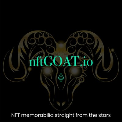 nftGOAT.io NFT Marketplace - Physical and digital NFT memorabilia listed and authenticated directly by Superstars