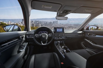 2022 Honda Civic (CNW Group/Honda Canada Inc.)