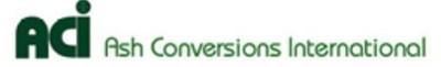 Ash Conversions International Logo (CNW Group/Ash Conversions International)