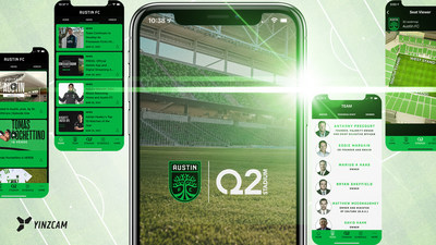 """""""The Austin FC and Q2 Stadium mobile app will be a primary resource for Austin FC fans and Q2 Stadium guests to remain engaged with the latest Club and stadium developments, while providing viewership accessibility for Austin FC's regionally broadcasted matches."""" ~ Andy Loughnane, Austin FC President"""