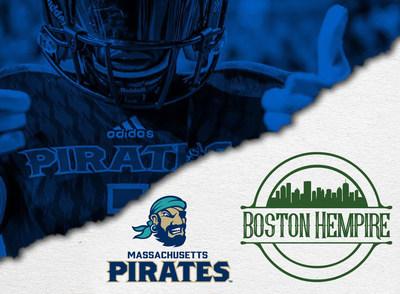 Boston Hempire Signs Sponsorship Deal with IFL's Mass Pirates