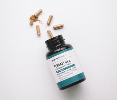 Terraflora® Deep Immune provides breakthrough immune support—a spore-based synbiotic formula that stimulates your body's natural defenses.