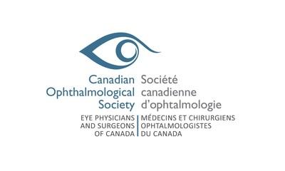 Canadian Ophthalmological Society logo (CNW Group/Canadian Ophthalmological Society)