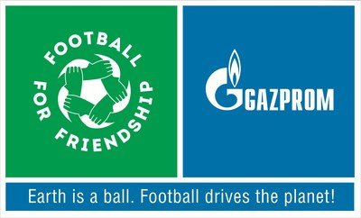 Football for Friendship logo (PRNewsfoto/Football for Friendship)