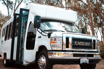 Endera Electric Shuttle