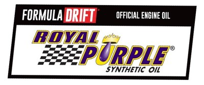 Royal Purple and Formula DRIFT Partnership confirmed for 2021 season.