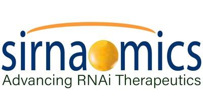 Sirnaomics' Company Logo (PRNewsfoto/Siranomics, Inc.)