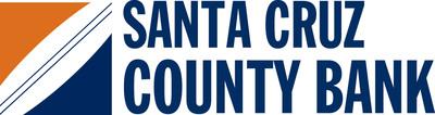Put Your Money Where Your Life Is. Santa Cruz County Bank logo. (PRNewsFoto/Santa Cruz County Bank)