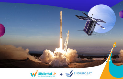 WhiteHat Jr Collaborates with Leading Space Company EnduroSat to Deliver Advanced Learning Opportunities to Students