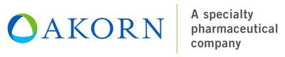 (PRNewsfoto/Akorn Operating Company LLC (Akorn))