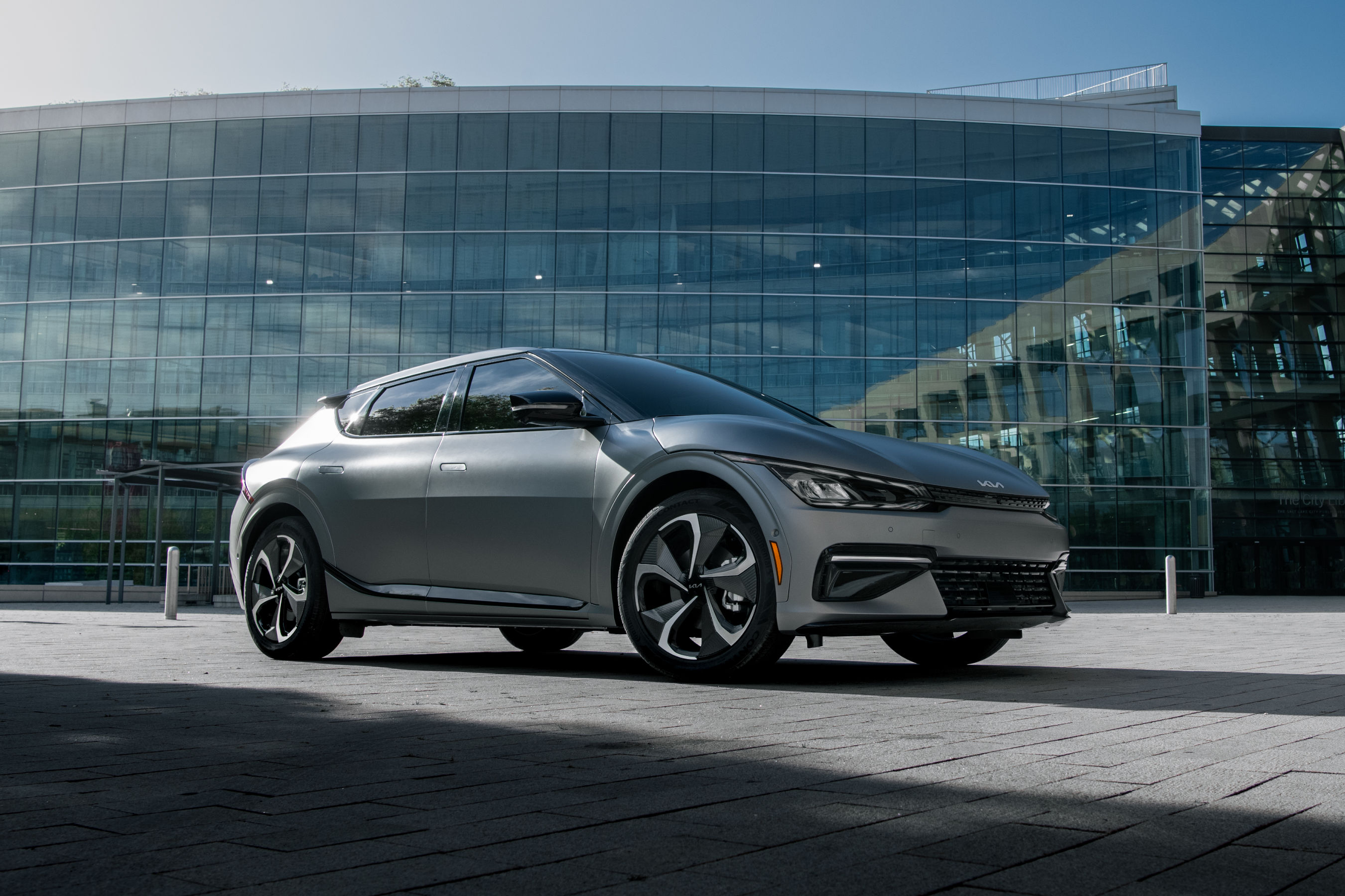All-new Kia EV6 ushers in new era of electric driving excitement.