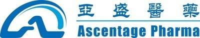 Ascentage Pharma Logo (PRNewsfoto/亚盛医药)