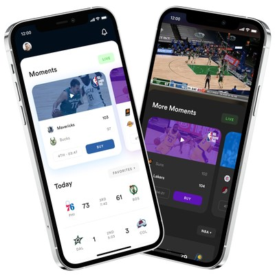 Buzzer, a new mobile platform for live sports personalized for fans, announced a new agreement to distribute NBA League Pass