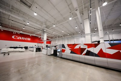 Canon Solutions America Celebrates Canon's Position as #1 Market Share Leader for Total Production Inkjet in 2020