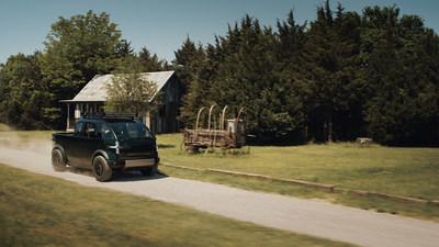 Canoo Pickup Truck (PRNewsfoto/Canoo)