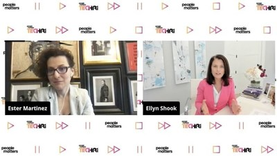 Ellyn Shook, Chief Leadership & Human Resources Officer, Accenture in conversation with Ester Martinez, CEO and Editor-in-Chief, People Matters for an exciting fire side chat on the 'net better off' framework and how organizations can help their people be future-ready