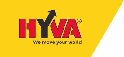 HYVA Logo (PRNewsfoto/HYVA)