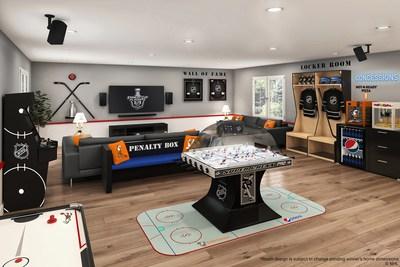 Ultimate Hockey Hangout Rendering