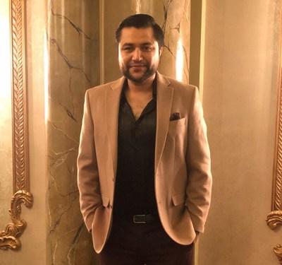 Eraj Abidi ,President of 22 Yards Cricket Club , www.22yardscc.com