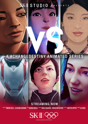 'VS' - a #CHANGEDESTINY animated series by SK-II STUDIO