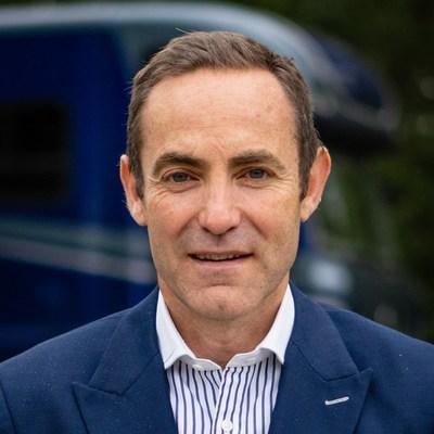 Avi Lasarow, CEO Prenetics UK (PRNewsfoto/Prenetics)