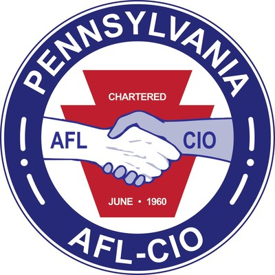 Pennsylvania AFL-CIO Logo (PRNewsfoto/Pennsylvania AFL-CIO)