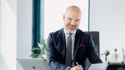 Rafal Brzoska - CEO of InPost