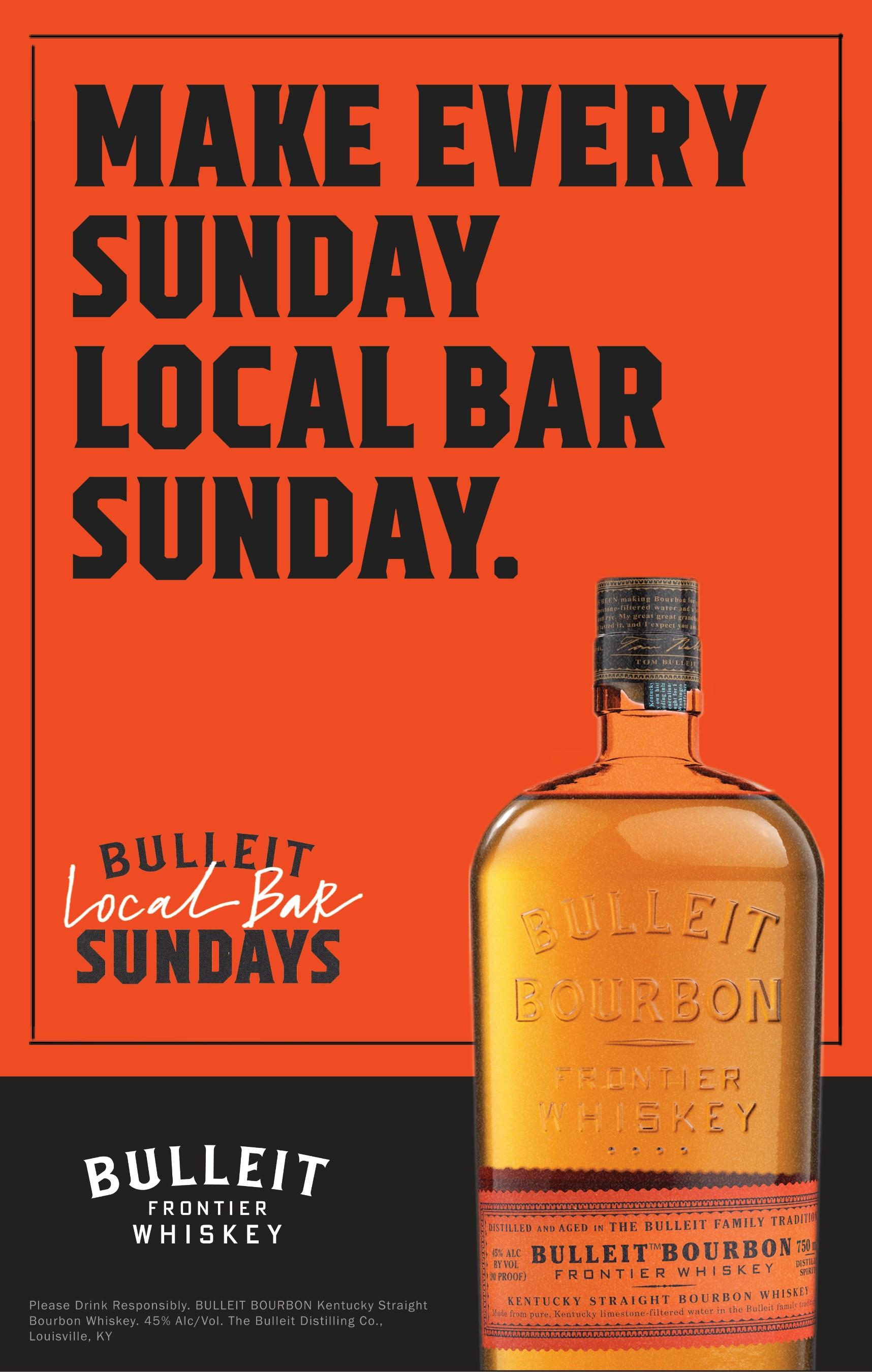 Make Every Sunday Local Bar Sunday